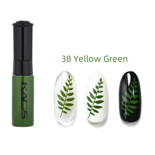 Nail Stamp Polish 10ml Green