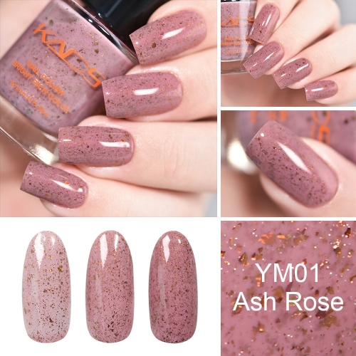 Mica Nail Polish 9.5ml Pink