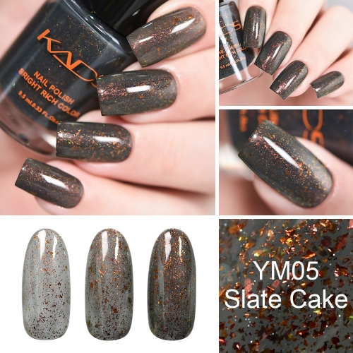 Mica Nail Polish 9.5ml Black