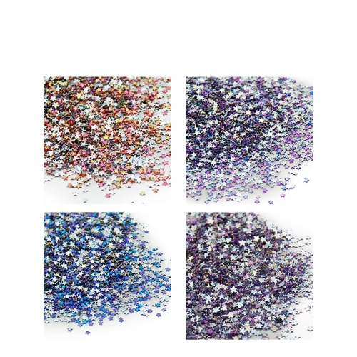 Star Nail Rhinestone 500Pcs/Pack Single Color 200002
