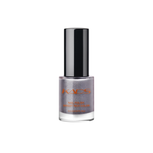 Nail Stamp Polish 9.5ml Metallic Silver
