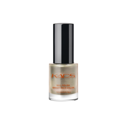 Nail Stamp Polish 9.5ml Metallic Gold
