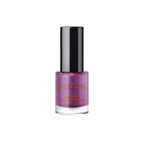 Nail Stamp Polish 9.5ml Metallic Rose Red