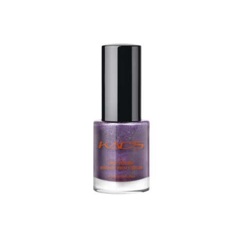 Nail Stamp Polish 9.5ml Metallic Lavender purple