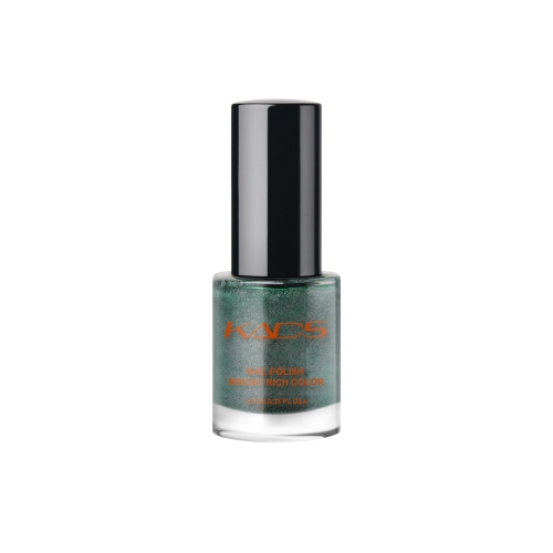 Nail Stamp Polish 9.5ml Metallic Porcelain Green