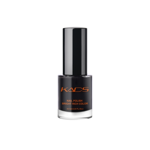 Translucent  Nail Polish supplies 9.5ml Black