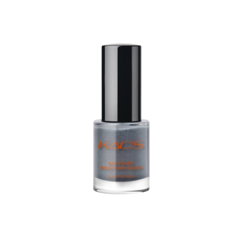 Mica Nail Polish 9.5ml Grey Blue