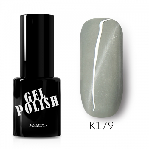 Grey Series Cat Eye Gel Nail Polish