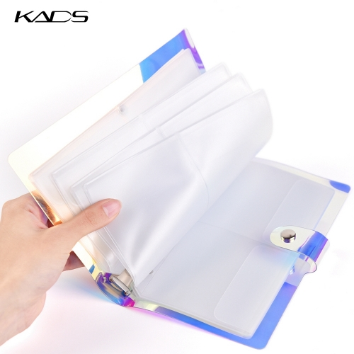 Laser Nail Stamp Plate Organizer Templates Holder 410155