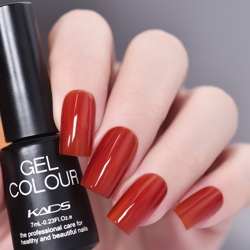 Jelly Gel Nail Polish Red