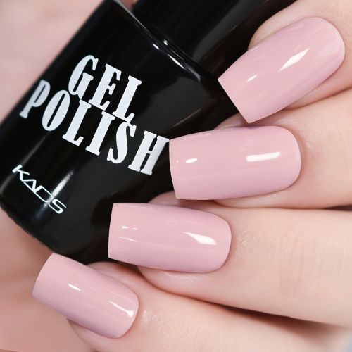 Gel Nail Polish Bridal Rose