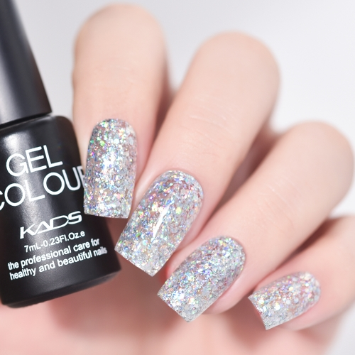 Gel Nail Polish Laser Sequins